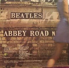Abbey Road Back Cover (lotgk) Tags: music records london rock vinyl albums beatles abbeyroad albumart lotgk