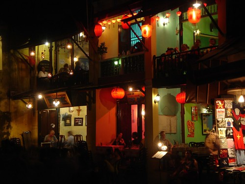 Hoi An Waterfront at Night
