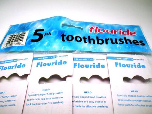 fluoridation