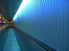Frankfurt Airport I (Haddy Bello) Tags: blue azul airport topv333 deep colores german alemania trophy perspectiva azules topvaa 2for2 interestingness470 i500 spselection 50club eligetucolor sicodelia aeropuertodefrankfurt amazingamateur thefinalcrown betterthangood