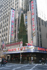 NYC: Rockefeller Center - Radio City Music Hal...