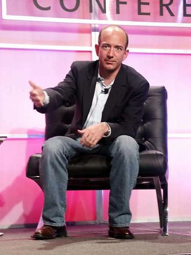 Jeff Bezos Orders Whole Foods