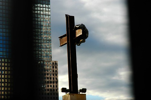 Ground Zero Cross by Alida's Photos