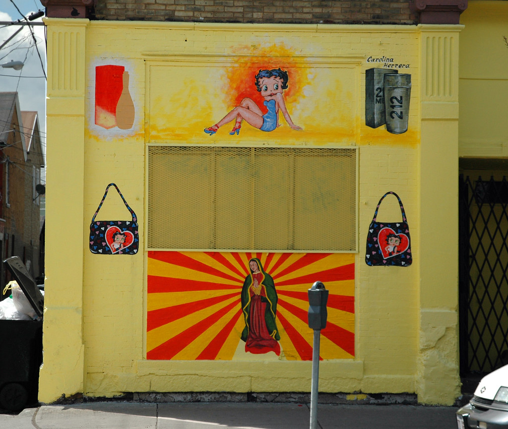 The World\'s Best Photos of bettyboop and mural - Flickr Hive Mind