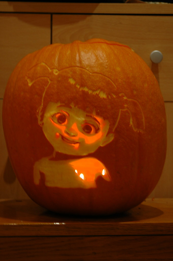 The world 39 s best photos by norbini flickr hive mind for Boo pumpkin ideas