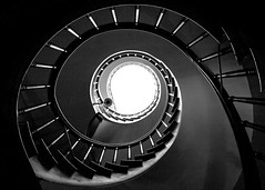 Wooden Spiral Staircase into the Light (Todd Klassy) Tags: travel light sky blackandwhite white abstract black building art classic up horizontal museum wisconsin architecture stairs composition floors circle landscape spiral outdoors design heaven interior fineart steps entrance nobody nopeople center stairwell stairway lookingup indoors climbing vision staircase walkway historical cantilevered handrail railing residence tread society richards wi watertown element carpentry spiralstaircase historicalsociety artistry riser stockphotography advancement spiralstairway lightattheendofthetunnel handrailing royaltyfree movingup intothelight historicallandmark octagonhouse directlyabove watertownwisconsin stepsandstaircases spiralingstaircase stairwork octagonshape octaganhouse carpentryterms octagonhousewatertown handrailposts