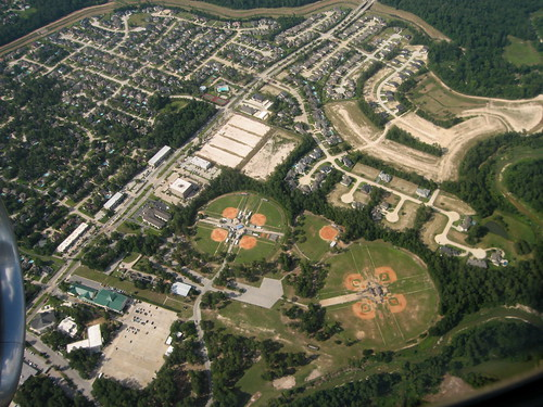 Aerial :: Houston, TX