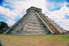 Chichen Itza by Gregory Pleau
