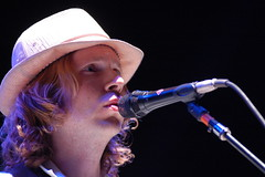 Beck at the Gorge, WA- Sasquatch Music Festival 2006 - by spacehindu