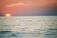 sunset (hudman1970) Tags: sunset sea sky india beach goa gokarna