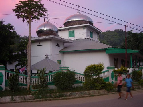 Mezquita en Labuan