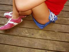 Rdul02 (tomol) Tags: feet home forest shoes tallinn estonia legs mets eesti kodu pirita jalad merivlja