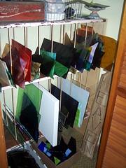 Junkie Glass Closet (Amy Keith Barney) Tags: glass closet heaven etsy ega amykeith etsyglassartist etsyglassartists aekeith