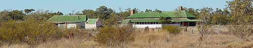 Tennant Creek Telegraph Station panorama