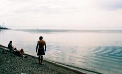At lake Baikal