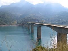 A bridge too far (stefg74) Tags: voyage trip lake water lakes free greece trips steven stg gst stefano stefanos freeuse episkopi   kremasta        stggr1 justrss justrsscom wwwjustrsscom httpwwwjustrsscom stefg74