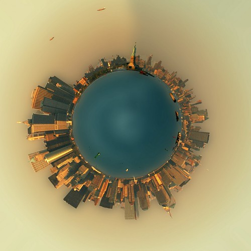 "Planet ""Manhattan"" (2nd Generation)"