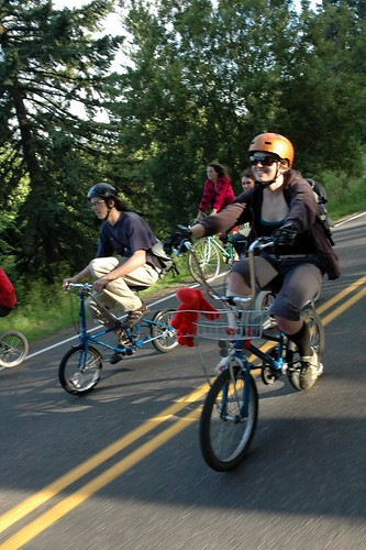 BikePortland.org » Blog Archive » Sheriff's move endangers cyclists