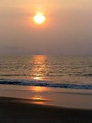 """And the Sea turned to Gold"" (LA Lassie) Tags: sunset usa sun water topv111 taggedout digital gulf florida coastal rays graytonbeach lalassie 1on1sunsets 1fav220views"