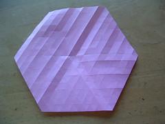 DSCF0005 (infinite-origami) Tags: star origami puff tutorial