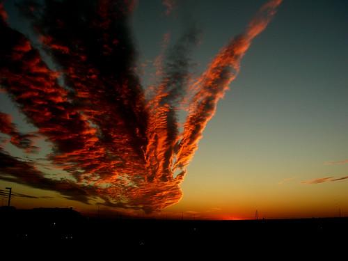 1 Jan 06 sunset