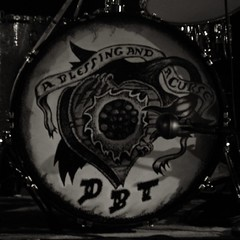 Kick drum head