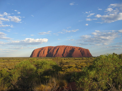Ayers Rock, NT