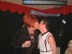Betty and Billie kiss (Elsie esq.) Tags: gay men love kiss close touch contact lust caress