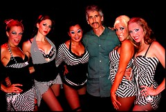 Salerno with the Hollywood Pin-Up Girls (P.S.Zollo) Tags: poverty money stain poetry warmth human jokes euphoria bliss donovan johnnycarson salerno 1111 elcid vaudeville polarity condition hollywooddiner plurality songanddanceman kulaks shondells oscarlevant joefrisco graciousness brilliantmasquerade hollywoodpinupgirls sabbathstheater