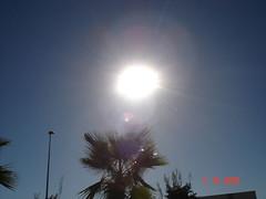 Eclipse dia 3/10/2005 (ies vilamarxant) Tags: eclipse educación astronomía iesvilamarxant