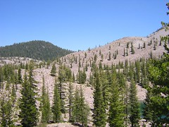 Crags Lake area (fort-m) Tags: crags lassen