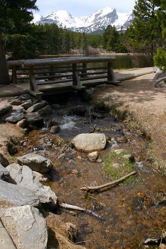 Bridge over Running Water