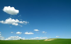 Farley Down Sky (Agent Davidov) Tags: blue sky green topv111 clouds landscape topv555 topv333 winchester scoreme46 5hits btlf kakadoochoice farleydown agentdavidov