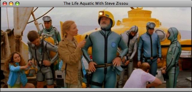 Life Aquatic iTunes