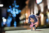 Play The Night Away (Adam Curran) Tags: nendoroid cyan showbyrock show by rock bokeh night outdoor outdoors jfigure toy catgirl lights jfig nikkor d3300 nikond3300