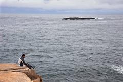 The Endless Ocean and Me. (arijit_nitdgp06) Tags: ocean atlantic