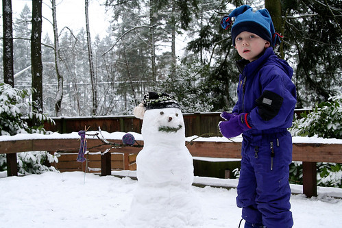 Sam and Frosty