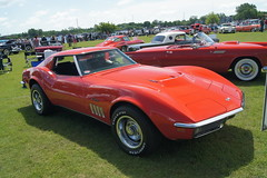 1969 Chevrolet Corvette Stingray C3 (Crown Star Images) Tags: chevrolet 1969 gm stingray bowtie chevy 69 corvette c3 generalmotors 10000lakesconcoursdelegance 10000lakesconcoursdelegance2015