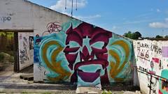 Solid / Dok Noord - 8 juni 2015 (Ferdinand 'Ferre' Feys) Tags: streetart graffiti belgium belgique belgië urbanart graff ghent gent gand solid graffitiart arteurbano artdelarue urbanarte