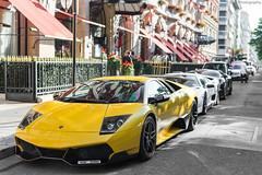 Lamborghini Murcielago SV, Diablo SVR & Bugatti Veyron Vitesse. (JayRao) Tags: paris france june nikon îledefrance diablo bugatti lamborghini supercar sv veyron murcielago vitesse svr jayr 2015 d610 grandsport