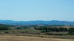 Landscape (RP Frame) Tags: sardegna sky mountains home landscape sardinia away hills montagna paesaggio collina selegas