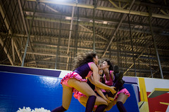 IMG_6961.jpg (gorelikspb) Tags: jump trampoline прыжки батут черлидеры cheerleadergirls