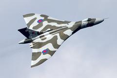 Avro Vulcan (Airpower Art) Tags: vulcan avro xh558