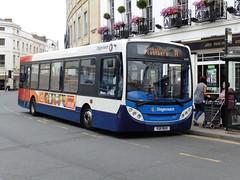 Stagecoach in Cheltenham - VU11 BUH (BigbusDutz) Tags: west buh 200 alexander dennis stagecoach enviro vu11