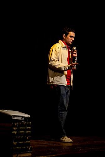Gustavo Pérez (Director General TEDxSanIsidro)