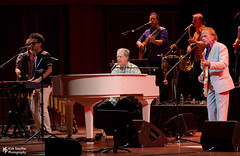 Brian Wilson @ Benaroya Hall (Kirk Stauffer) Tags: show california seattle lighting ca musician music usa playing cars beach boys up rock hair grey lights concert nikon surf tour play singing song live stage gig gray performance band piano surfing calif event wash rocker sing singer indie vocalist wa perform venue aging vocals kirk surfs stauffer d4
