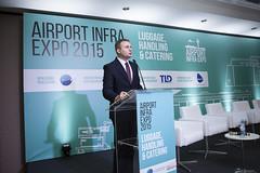 AIE: Luggage, Handling e Catering (Airport infra expo) Tags: marriothotel sator feiradeinfraestruturaaeroportuaria seminarioluggage airportinfraexpo2015 handlingandcathering