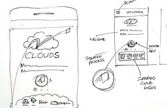 "2clouds app sketches • <a style=""font-size:0.8em;"" href=""http://www.flickr.com/photos/10555280@N08/19887212444/"" target=""_blank"">View on Flickr</a>"
