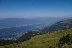 Ausblick von der Millsttter Alpe (Granattor) ( eulenbilder - berti ) Tags: er sommer berge alm aussicht aussichtspunkt wanderung gestein granat gipfel blaueberge millsttteralpe ausblcik granattor eulenbilder2015