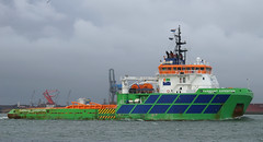 FAIRMOUNT EXPEDITION (kees torn) Tags: offshore fairmount tugs nieuwewaterweg hoekvanholland portofrotterdam ahts fairmountexpedition